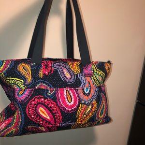 Handbags - Vera Bradley Weekender Bag
